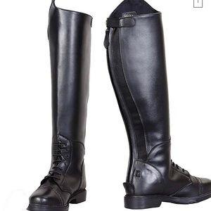 TuffRider NWOTWomen's Starter Back Zip Field Boots
